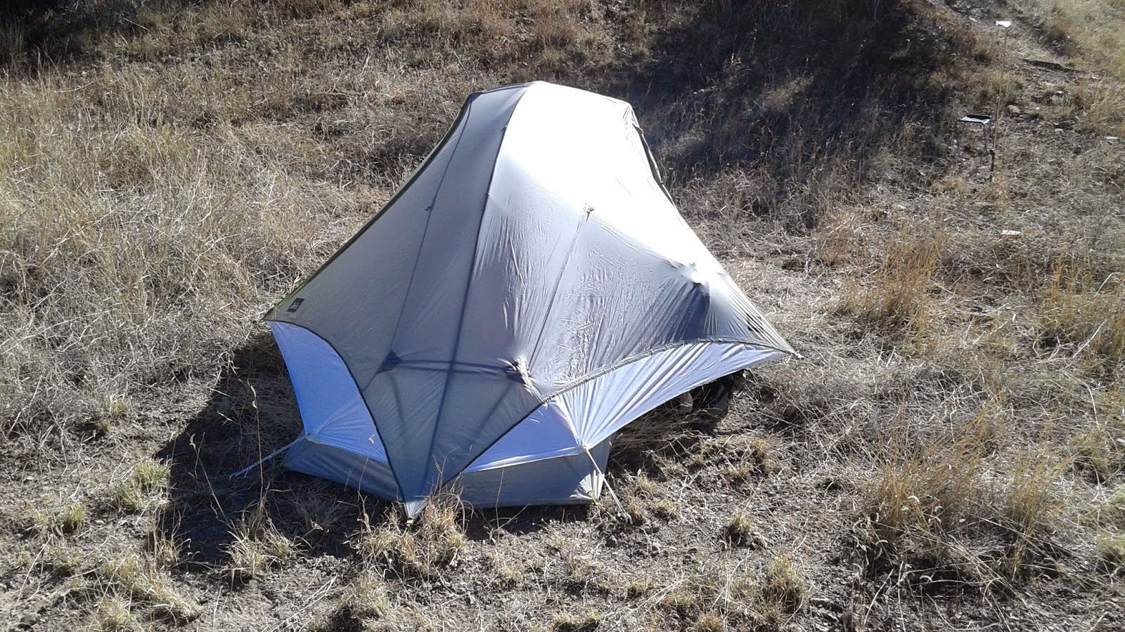 Ready for take off. & Packman - Raised by Raccoons: REI DASH 2 TENT REVIEW u0026 MODIFICATION