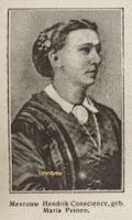 Maria Peinen, echtgenote van Hendrik Conscience