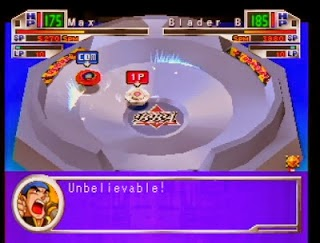 Beyblade PS1