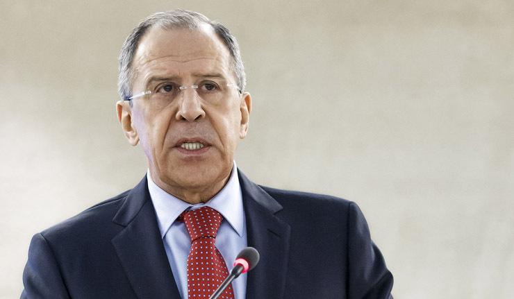 Lavrov: Rusya'nın Ukrayna sınırını geçme niyeti ve bunda çıkarı yok