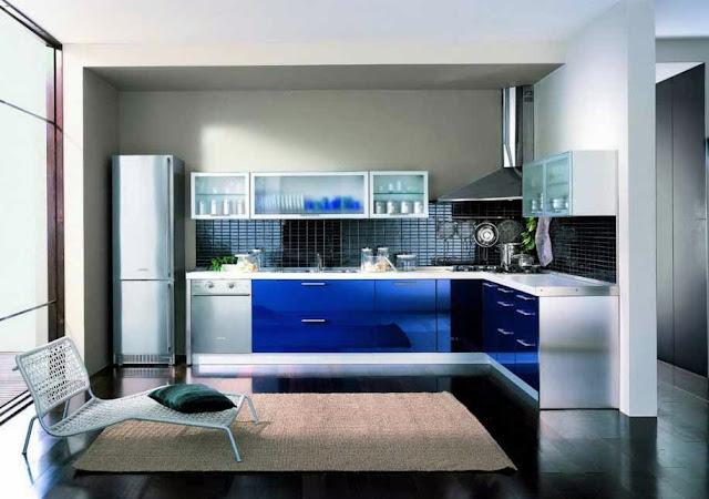 Foto Desain Dapur Minimalis dan Modern