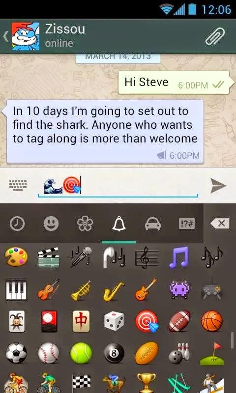 WhatsApp Messenger v2.11.378