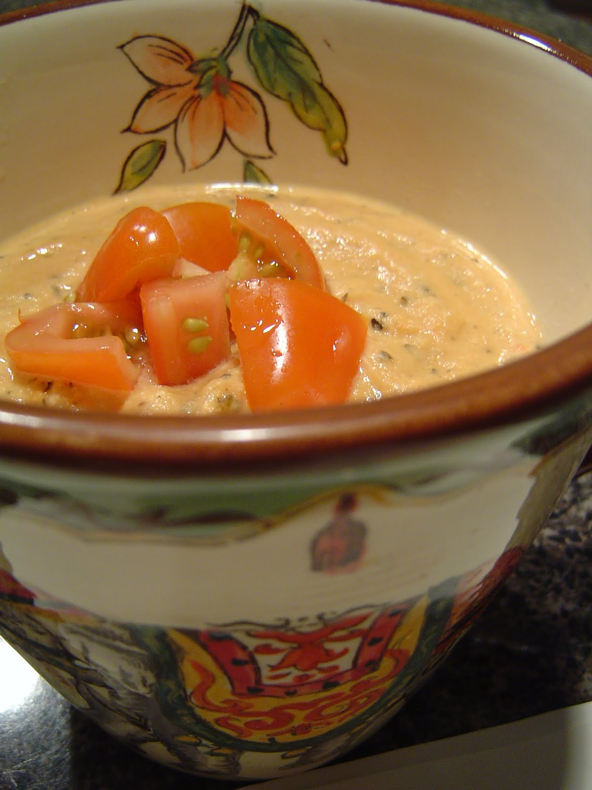 What a Healthy Family Eats: Cashew Cream Tomato Soup