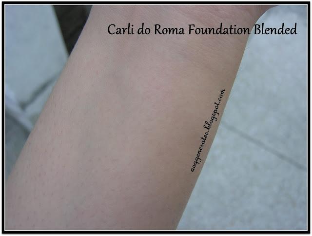 Carlo di Roma blended