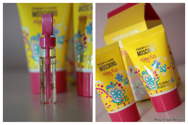 CHEAP AND CHIC HIPPY FIZZ MOSCHINO REVIEW