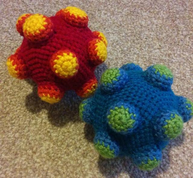 Crochet Katamari