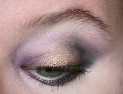 Violet Storn Eye MakeUp