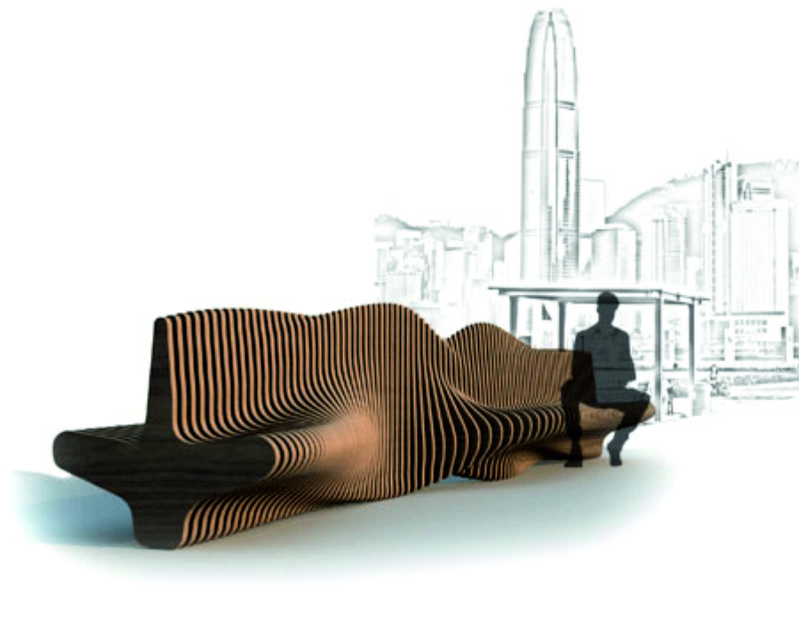 Urban adapter by rocker lange architects for Urban furniture