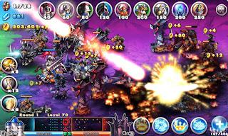 Empire VS Orcs apk oyunu