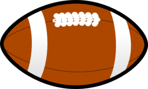 A picture of a football, since I don't have rights to show anything else related to this song.