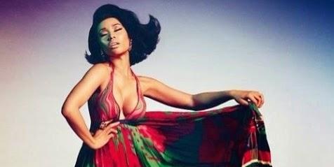 Veja Nicki Minaj no novo comercial da grife Roberto Cavalli