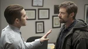 Jake Gyllenhaal y Hugh Jackman en Prisioneros