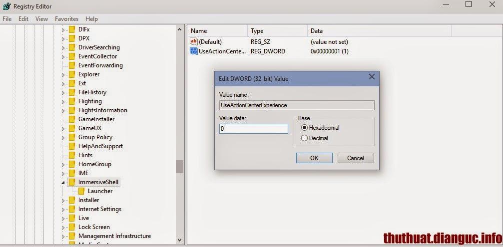 Hướng dẫn tắt thông báo hệ thống Notifications trên Windows 10