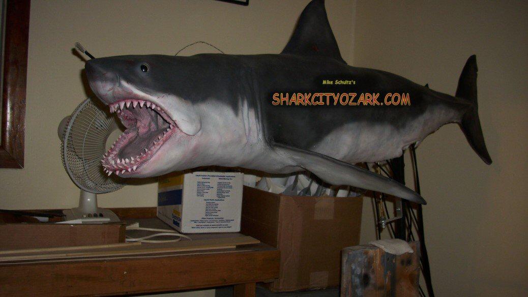 Mako Shark Toys : Phantom sharks and mutant alligators come to life at shark