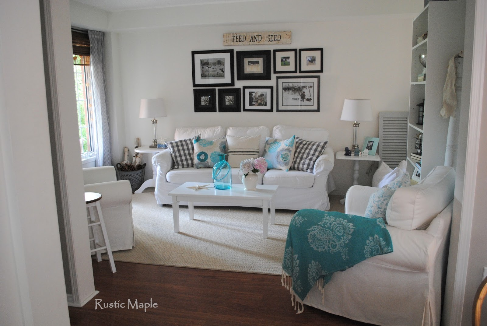 Summer Living Room Tour Part 75