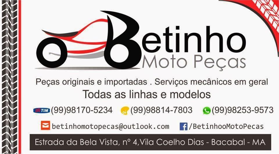 Betinho Moto Peças