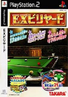 Ex Billiards   PS2