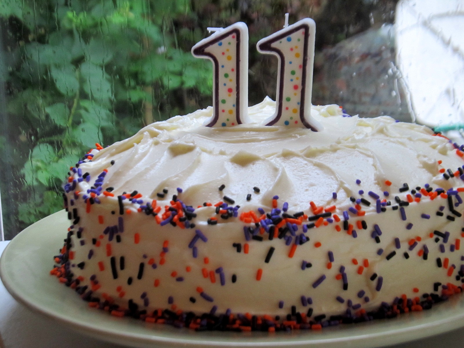 Food and Thrift: Red Velvet {Birthday} Cake with Cream Cheese Icing