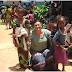 DEPEM - relatório missionário: miss.Gildete atuando em Bissau
