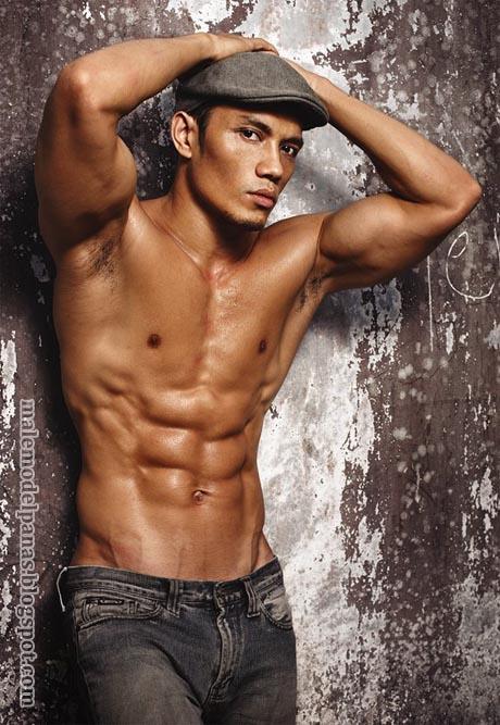 indonesian male models