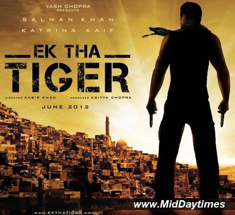 Katrina and salman in their forthcoming feature film- Ek tha Tiger -  Katrina kaif & salman khan - ek tha Tiger! ! !