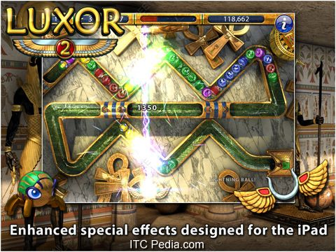 Luxor 2 HD for pc