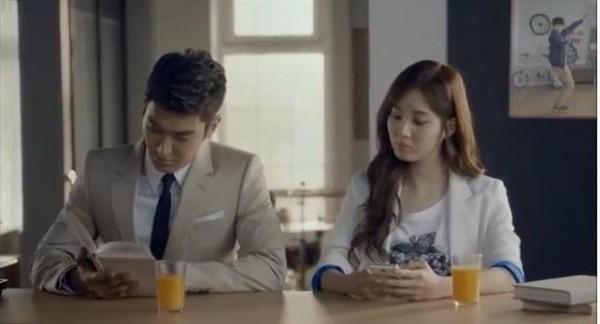 Siwon Super Junior dan Seohyun SNSD