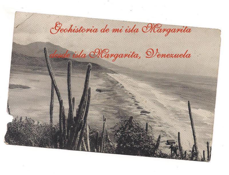 GEOHISTORIA DE MI ISLA MARGARITA