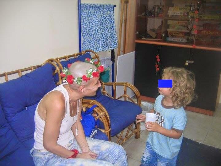 הסבתא והנכד