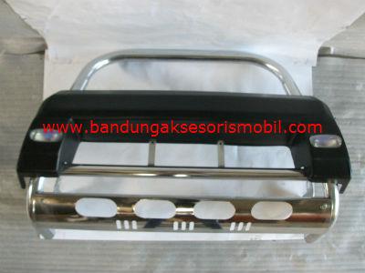 Bumper G 2 Lampu Hallogen TAFT FEROZA
