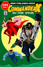 NEW!  Commander X All-Star Special