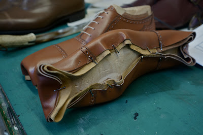 Gaziano & Girling bespoke: new adelaides and fitting process