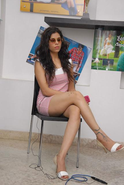 jyothi rana at dcm press meet hot photoshoot