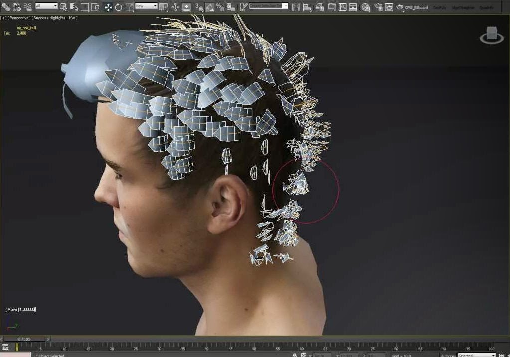 Images: buy zbrush character creation: advanced digital sculpting