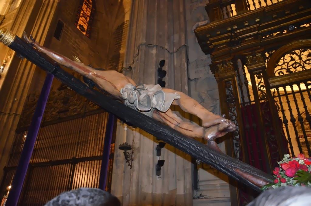 Stmo Cristo Expiración - Vía Crucis 2014