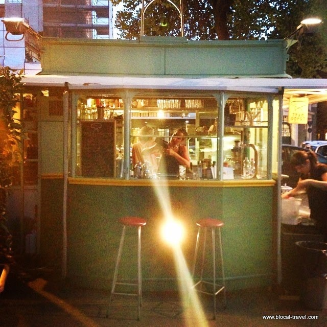 tram depot, cocktail bar, testaccio, roma