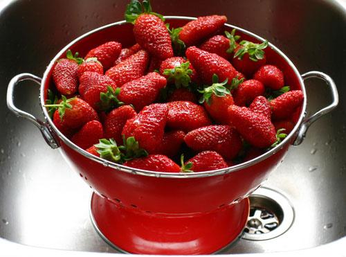propiedades de las fresas belleza strawberry