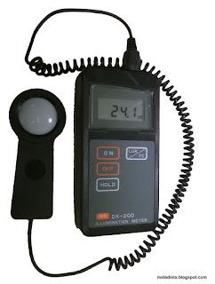Illumination meter