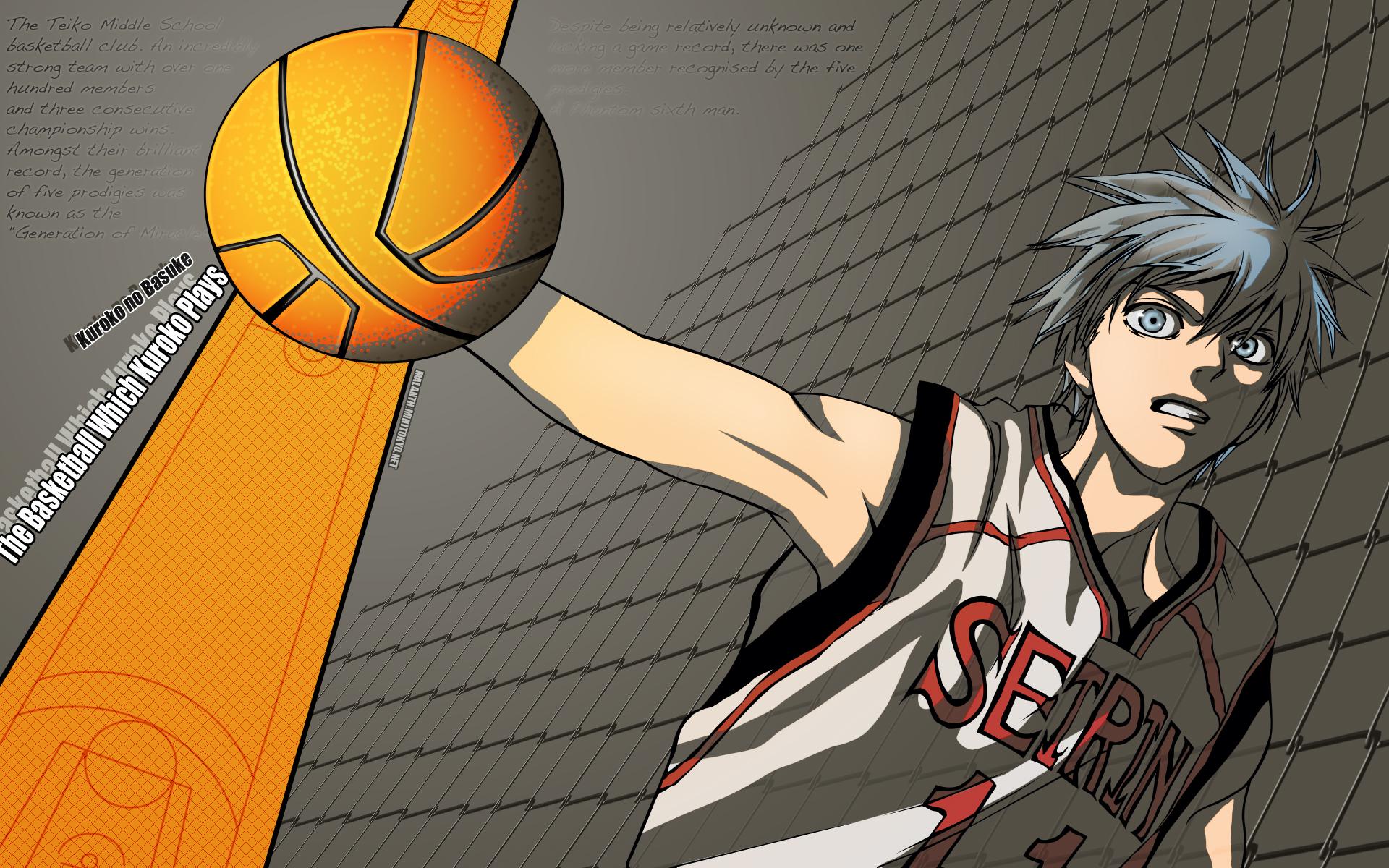 Kuroko no Basket Wallpapers
