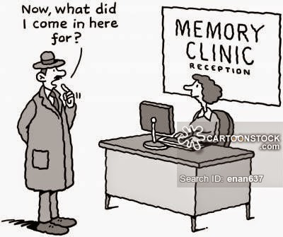 how to detect memory loss
