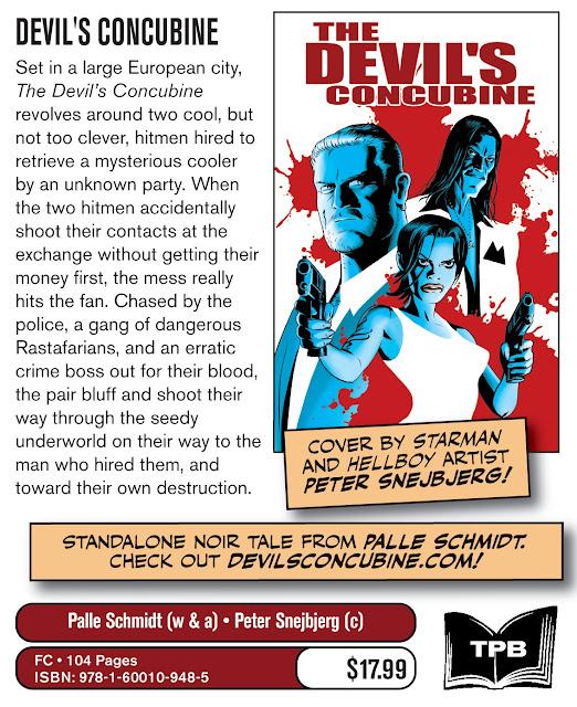 The Devil's Concubine: PREVIEWS AD
