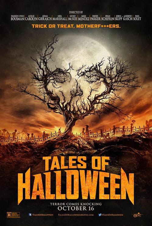 Tales of Halloween ganha novo poster