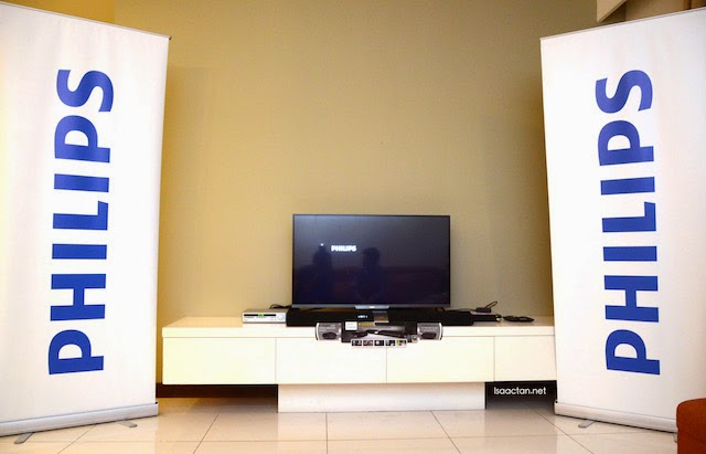 Introducing the Philips Fidelio B5 Soundbar