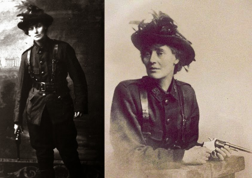 10 Female Revolutionaries That You Probably Didn't Learn About In History class - Constance Markievicz