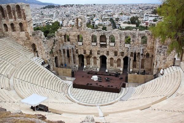 Greeces The Acropolis - ANG KALADKARIN