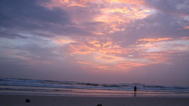 Malpe Sea beach