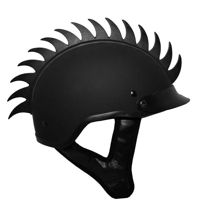 Ирокезы на шлем своими руками