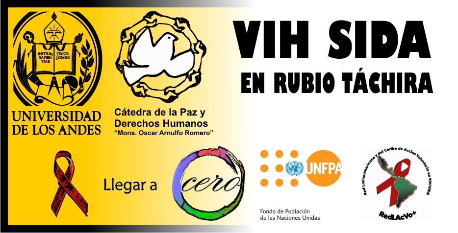 VIH SIDA EN RUBIO TACHIRA