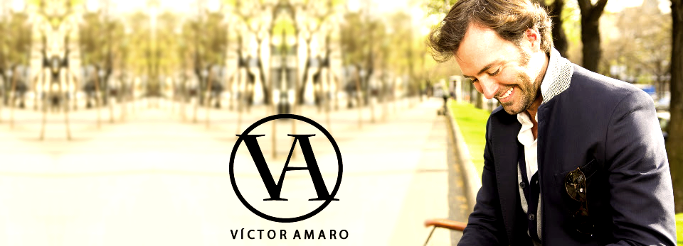 Víctor Amaro Blog // Men's fashion