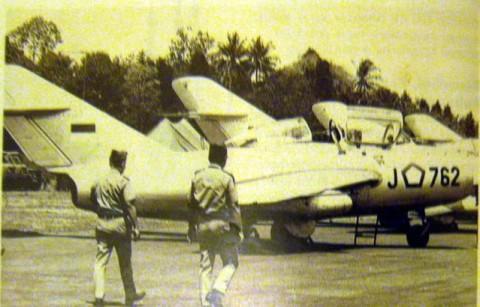 Revolusi Ilmiah - Alutsista MiG